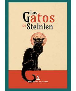 Imágen 1 del libro: Los gatos de Steinlen
