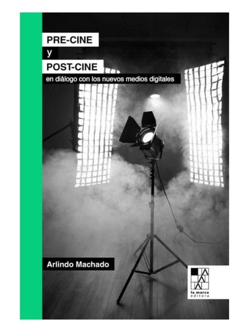 Imágen 1 del libro: Pre-cine y post-cine