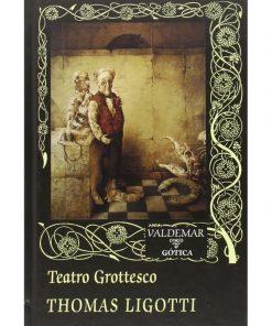 Imágen 1 del libro: Teatro Grottesco